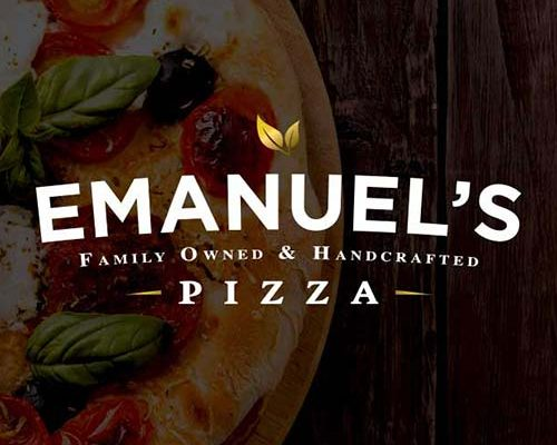 Emanuels Pizza - Logo design