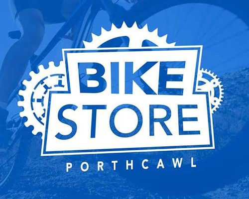 Bike Store Porthcawl - Logo design